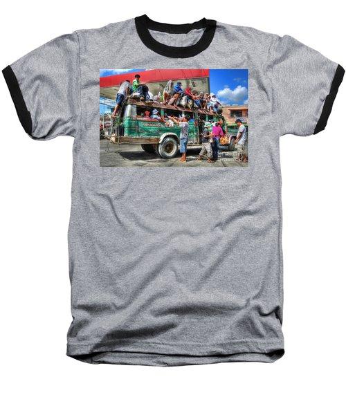 Overload Baseball T-Shirt