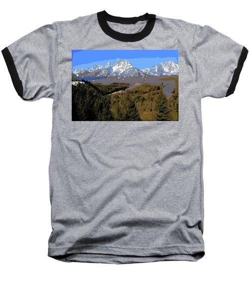 Overlook Baseball T-Shirt
