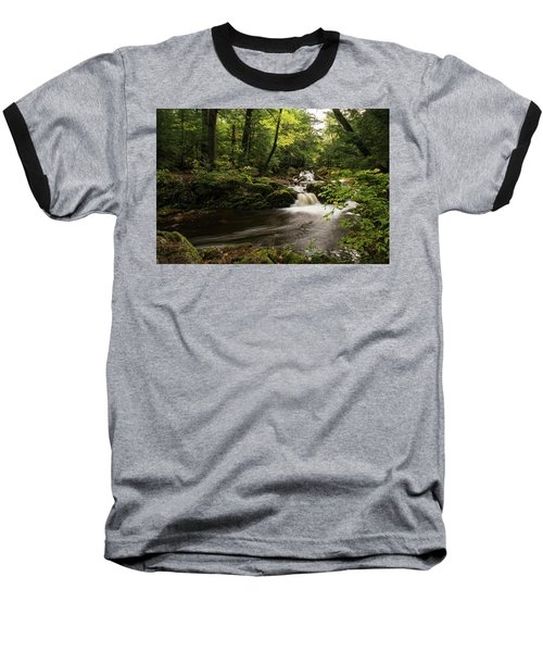 Overlooked Falls Baseball T-Shirt
