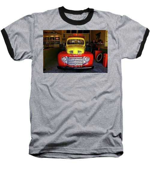 Overpainted 1950 Ford Pickup Baseball T-Shirt