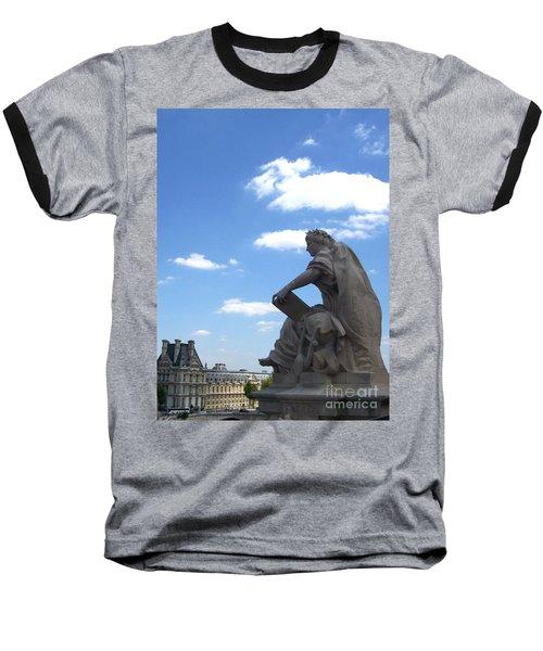 Overseer Baseball T-Shirt