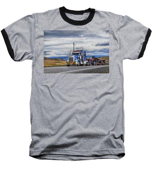 Oversize Load Baseball T-Shirt