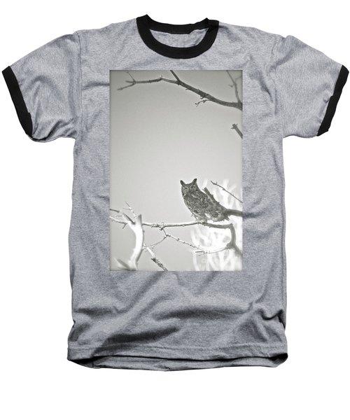 Owl Be Seeing You Baseball T-Shirt