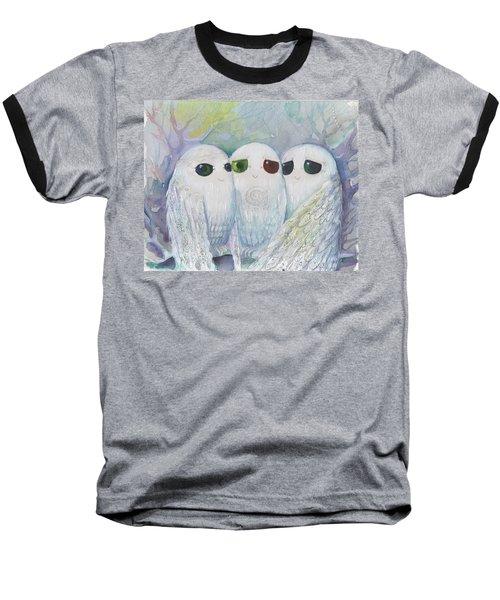 Owls From Dream Baseball T-Shirt