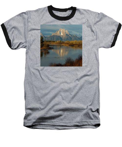 Oxbow Bend Baseball T-Shirt