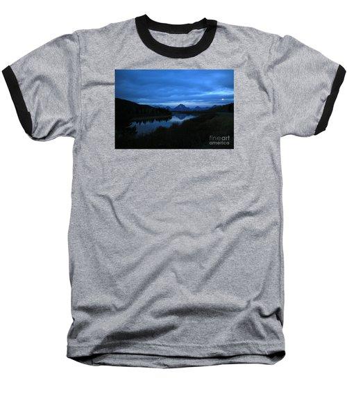 Oxbow Moon Baseball T-Shirt