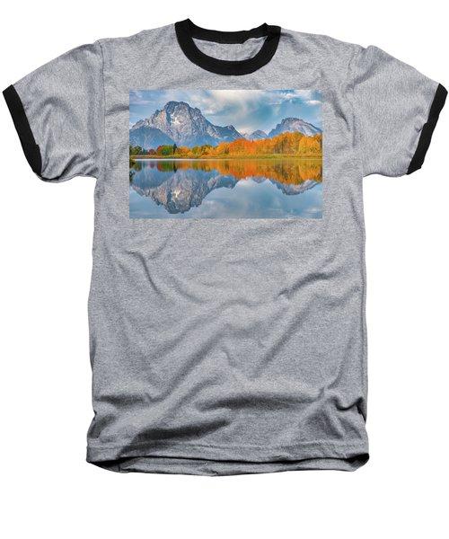 Oxbow's Autumn Baseball T-Shirt