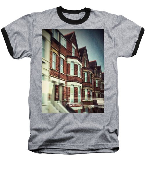 Baseball T-Shirt featuring the photograph Oxford by Persephone Artworks