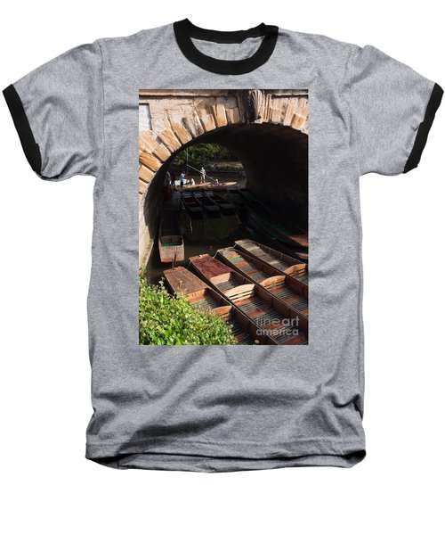 Oxford Punts Baseball T-Shirt