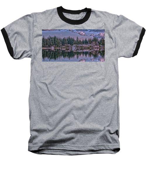 Oyster Bay 1 Baseball T-Shirt