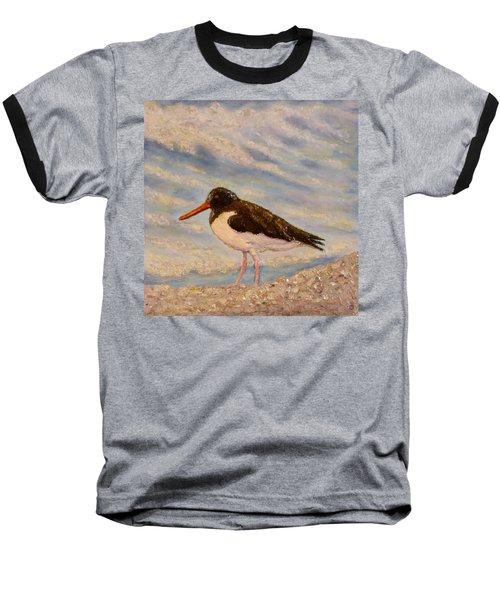 Oyster Catcher Baseball T-Shirt