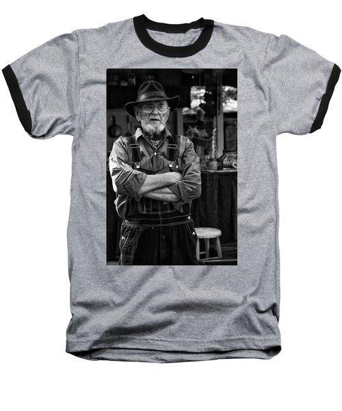 Ozark Mountain Citizen Baseball T-Shirt