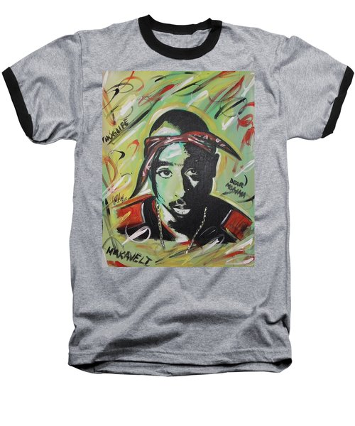 Pac Mentality Baseball T-Shirt