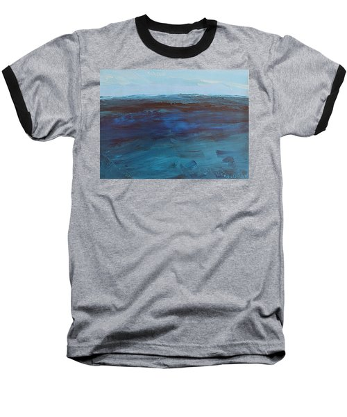 Pacific Blue Baseball T-Shirt