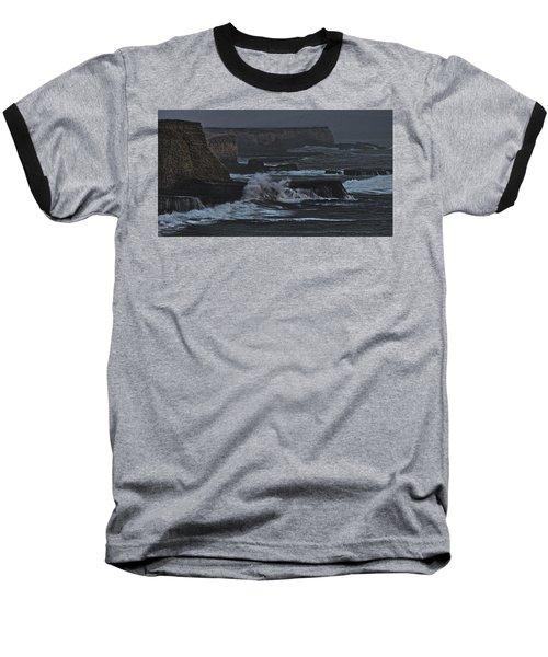 Pacific Cliffs Of Davenport Baseball T-Shirt