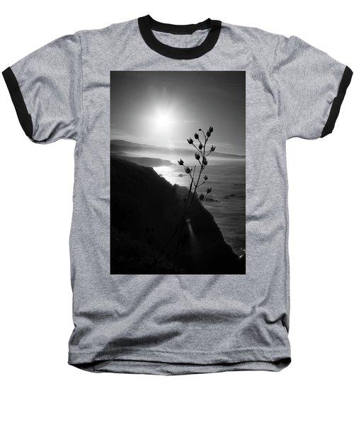Pacific Coast B/w Baseball T-Shirt