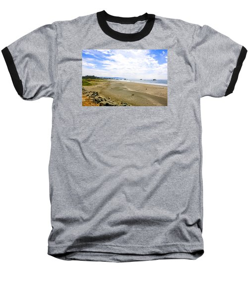 Pacific Coast California Baseball T-Shirt by Chris Smith