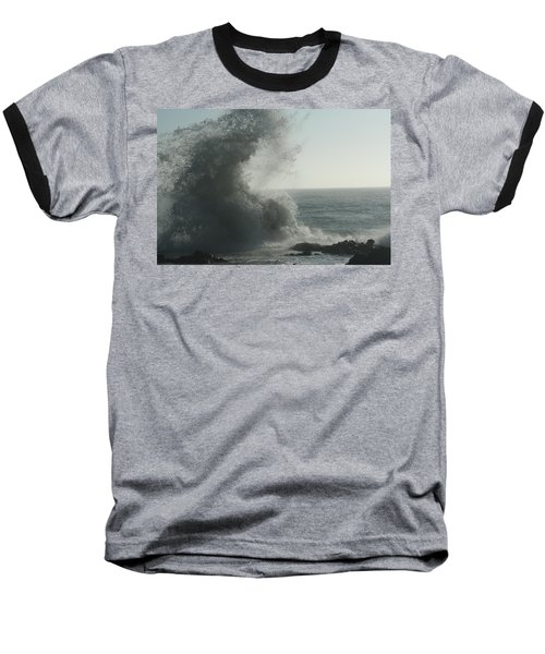 Pacific Crash Baseball T-Shirt