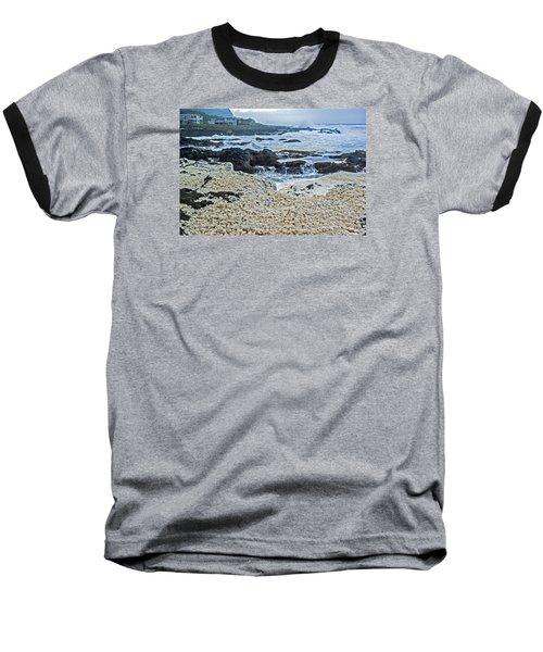Pacific Gift Baseball T-Shirt by Dale Stillman