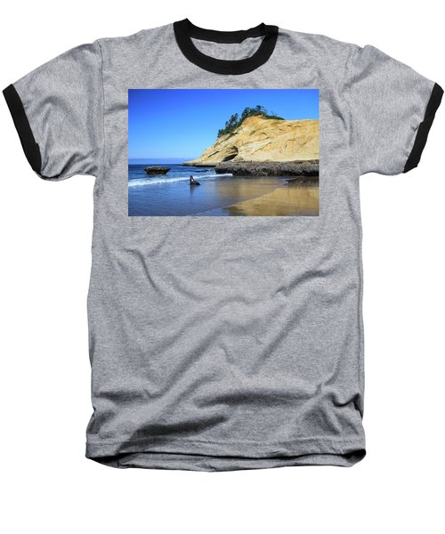 Pacific Morning Baseball T-Shirt