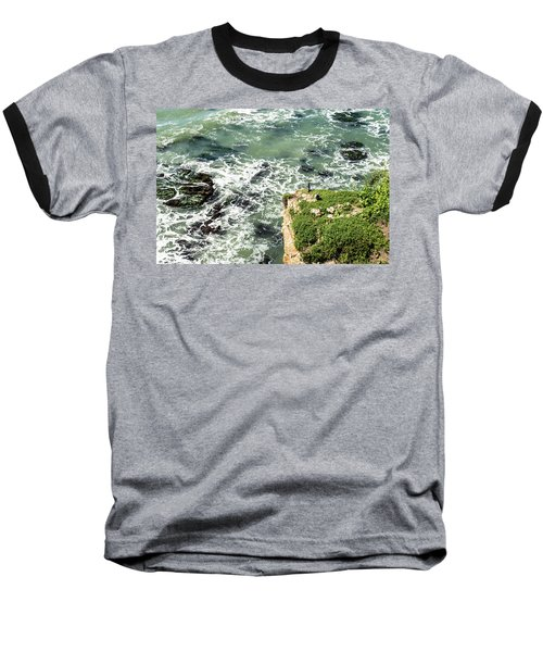 Pacific Overlook Baseball T-Shirt