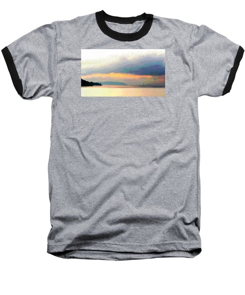 Pacific Skies Baseball T-Shirt