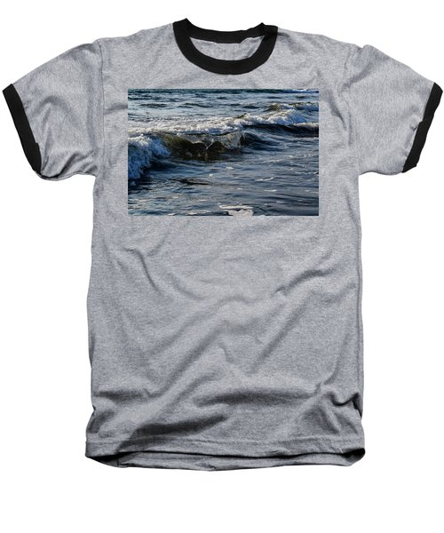 Pacific Waves Baseball T-Shirt
