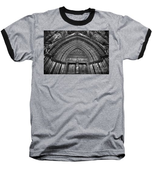 Pacis Exsisto Vobis Baseball T-Shirt