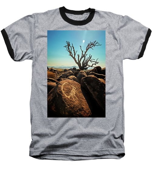 Pack Mule Petroglyph Baseball T-Shirt
