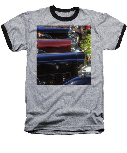 Packard Row Baseball T-Shirt