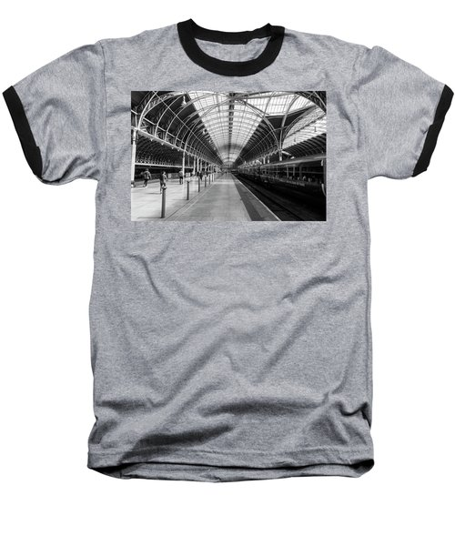 Paddington Station Baseball T-Shirt