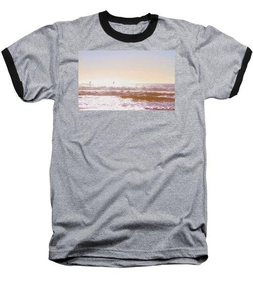 Paddleboarders Baseball T-Shirt