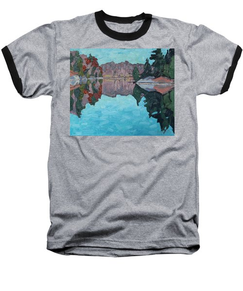 Paddling Home Baseball T-Shirt