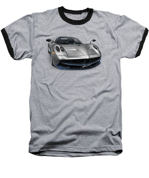 Pagani Huayra Exotic Sports Car Baseball T-Shirt