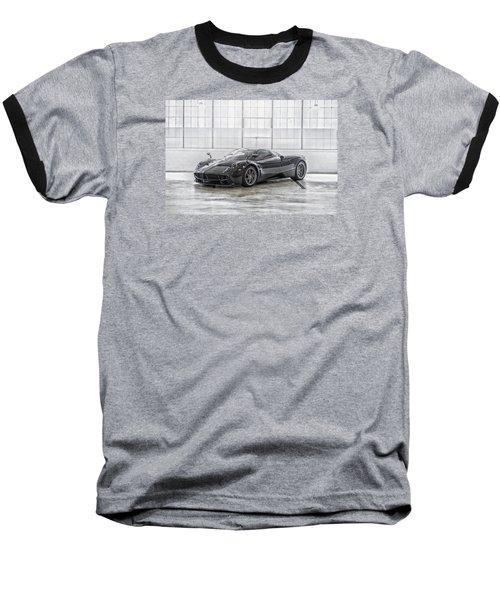 Pagani Huayra Baseball T-Shirt