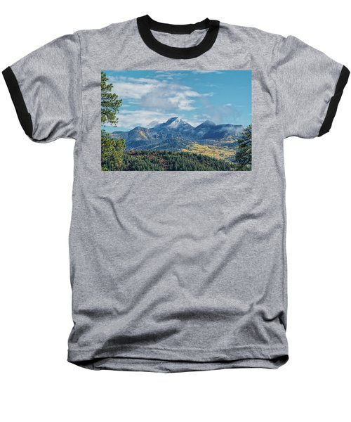 Pagosa Peak Autumn 2014 Baseball T-Shirt