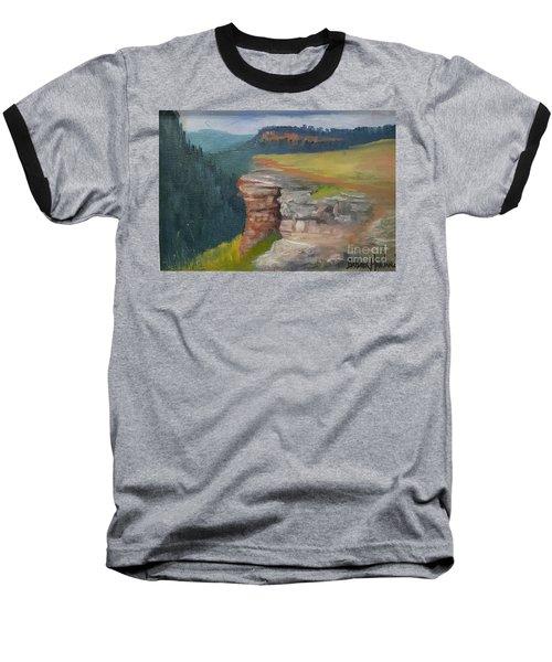 Pagosa Springs View Baseball T-Shirt