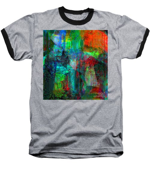 Pain Is Universal Baseball T-Shirt