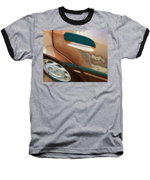 Paint Job Baseball T-Shirt by Lenore Senior