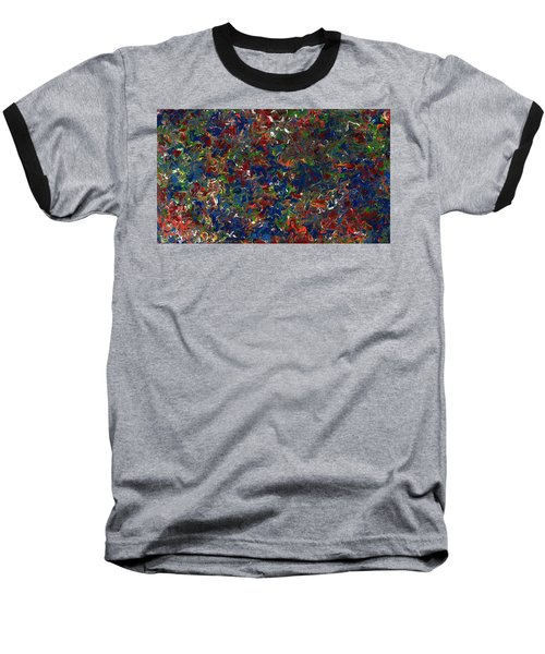 Paint Number 1 Baseball T-Shirt