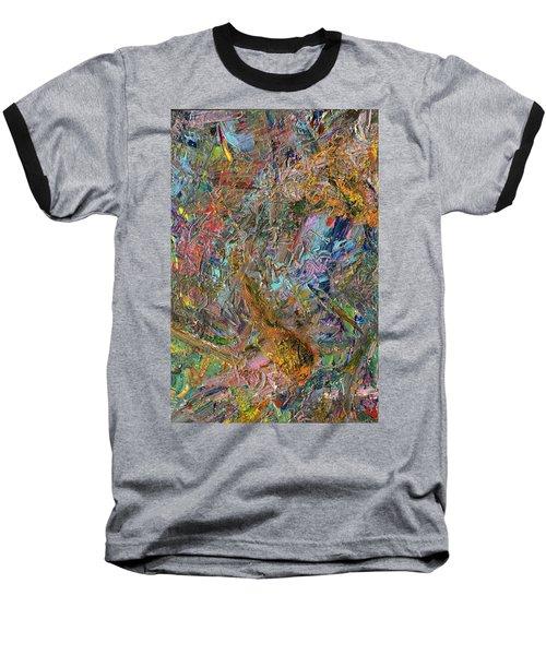 Paint Number 26 Baseball T-Shirt
