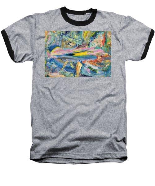 Paint Number 31 Baseball T-Shirt
