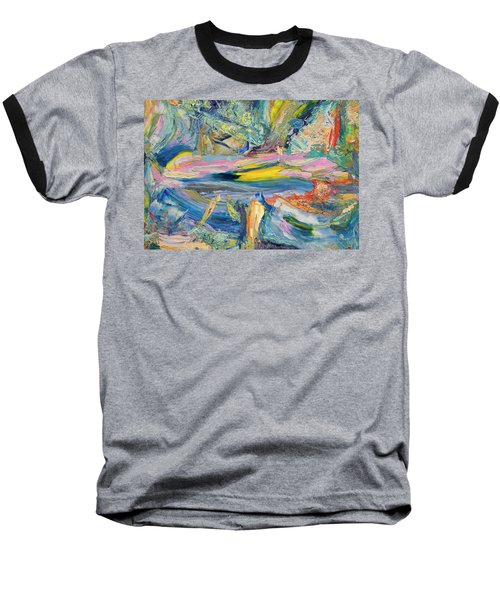 Paint Number 31 Baseball T-Shirt