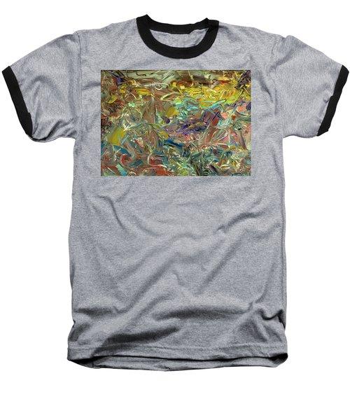 Paint Number46 Baseball T-Shirt