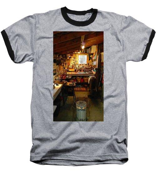 Paint Shed Baseball T-Shirt