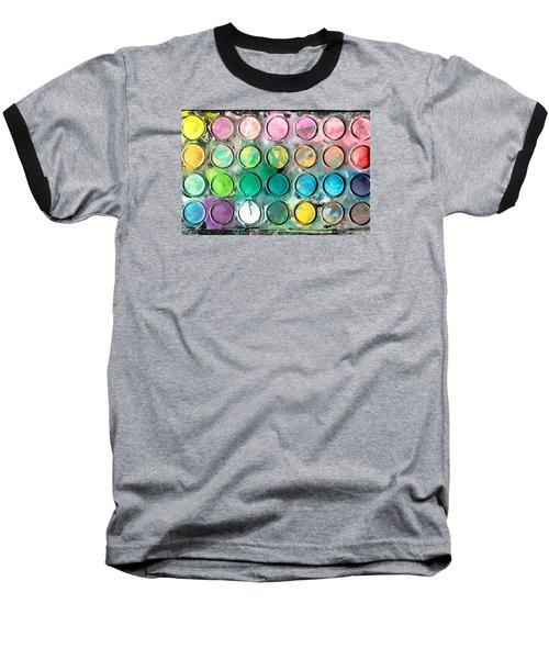 Paint Tray Baseball T-Shirt