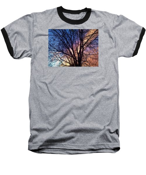 Paintbrush II Baseball T-Shirt