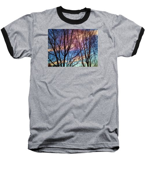 Paintbrush IIi Baseball T-Shirt