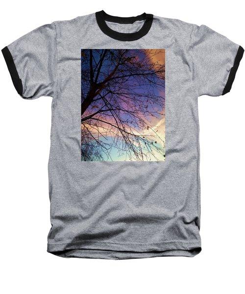 Paintbrush Iv Baseball T-Shirt