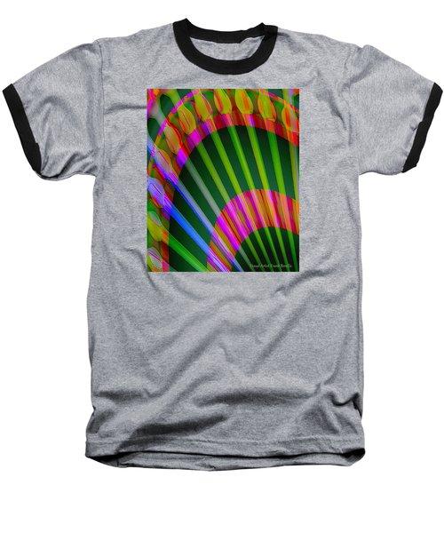 Paintbrushes Baseball T-Shirt
